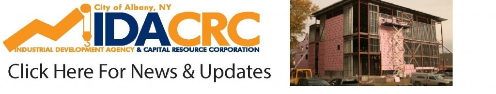 IDA CRC - News Button